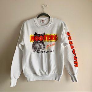Vintage Hooters • Buffalo NY Crewneck Sweatshirt